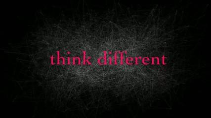 グランジ スクラッチ スケッチ 傷 Grunge think different