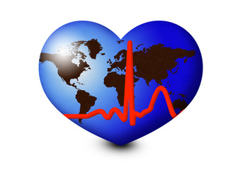 Erde - Herzschlag / Heartbeat