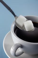 adding sugar