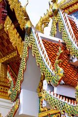 Ancient Temple at Lampang province,Thailand