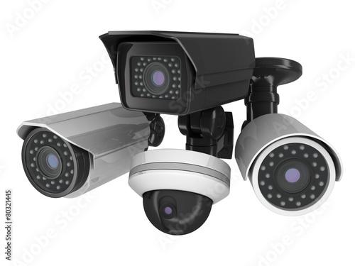 CCTV cameras - 80321445