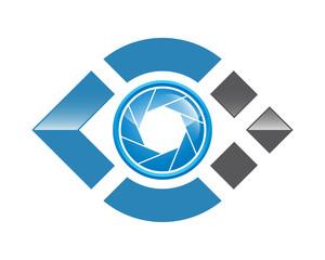 Photography Logo Company Vector EPS10