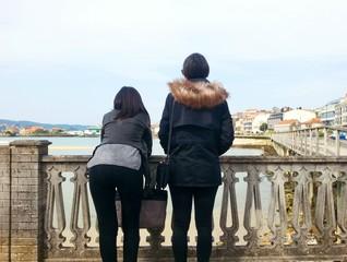 Las turistas