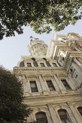 Philadelphia City Hall & Statue of Penn