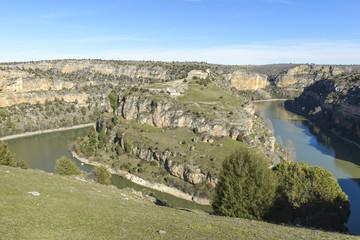 Hoces del río Duratón, Segovia (España)