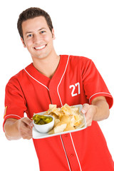 Baseball: Hungry for Nacho Chips