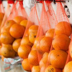 Bagged Oranges