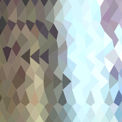 Taupe Abstract Low Polygon Background