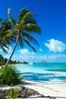 Leinwanddruck Bild - beach