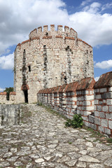 Part of tower of Yedikule Fortress