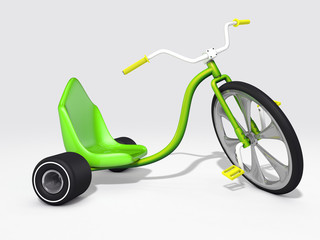 green trike