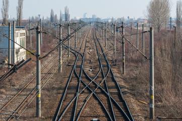rail road junction