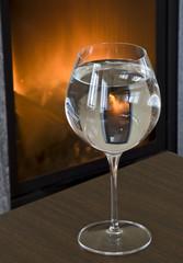 Il riflesso nel bicchiere