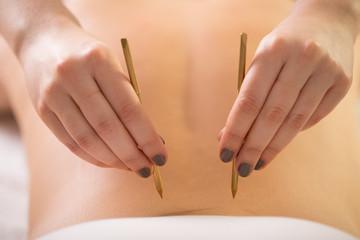 Alternative way of treating pain