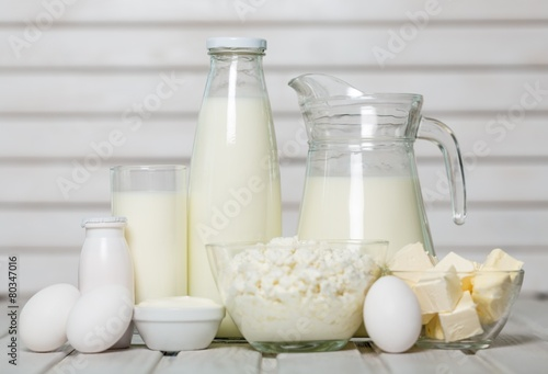 Assortment. Dairy products - 80347016