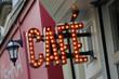 Café à Paris - 80347290