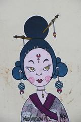 Geisha Graffiti