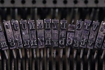 Font typewriter