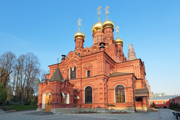 Chernigovsky skete, Sergiyev Posad city