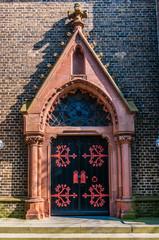 Zons - Sankt Martinus Eingang 02