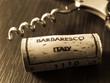 Leinwandbild Motiv Barbaresco wine