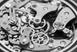 Vintage watch movement