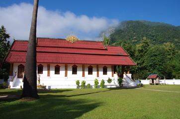 Temple au Laos