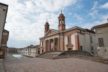 Museo delle culture umane a Comacchio