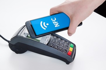 Mobile payment with NFC near field communication technology