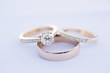 Wedding Rings - 80354825