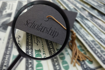 Scholarship money search