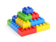 Toy blocks pyramid - 80359229