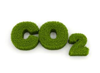 Co2 - Eco CO2 symbol