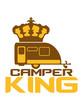 Camper Trailer Camper King King Queen Crown
