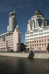 Swissotel Krasnye Holmy Moscow complex