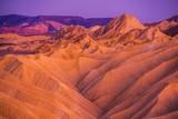 Death Valley Badlands Formation