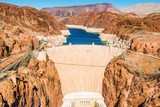 Hoover Dam at Lake Mead - 80371842
