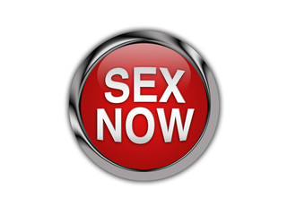 Sex Now Curved On A Glossy Push Button