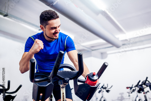 Spinning Instructor at Gym - 80372268