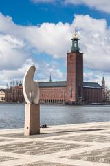 The Stockholm City Hall in Sweden