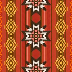 Etnic textile pattern