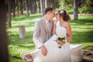 sweet couple, wedding