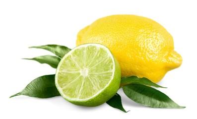 Lemon. Lemon and lime