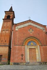 Church of St. Martino. Riva. Emilia-Romagna. Italy.
