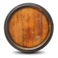 Plaque rustique bois et métal