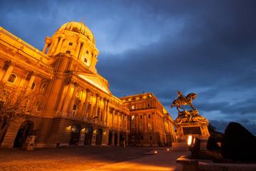 The historic Royal Palace