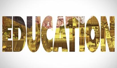 Education against new york