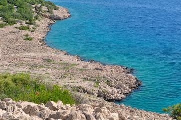 littoral de l'Adriatique