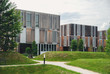 Modern building on campus - 80382659