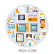 Mass Media Concept - 80382804